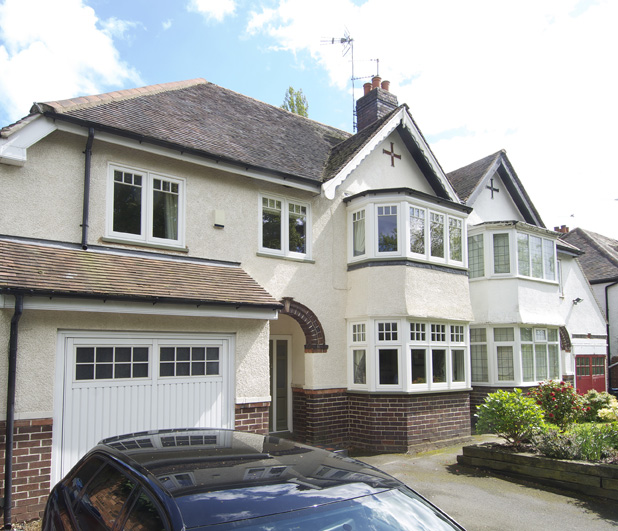 Walsh harborne full house side view window