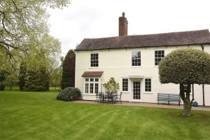 restoring a period property in Leamington Spa
