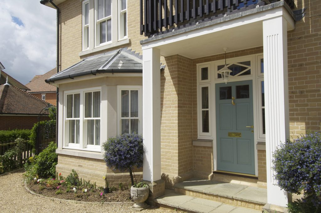 timber sash windows leamington spa